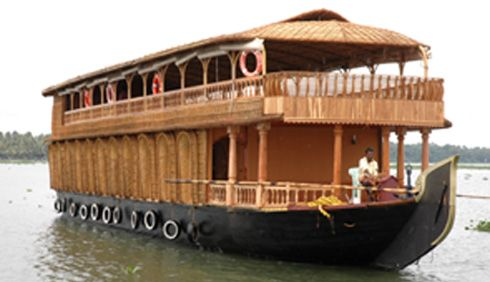 Kerala House Boat in india