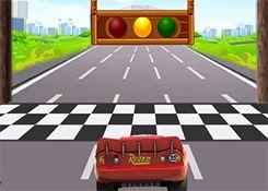Juegos Cars - Juego: Carretera de Cars - Jugar Juegos Gratis Online de Autos y Carros Disney Pixar Flash