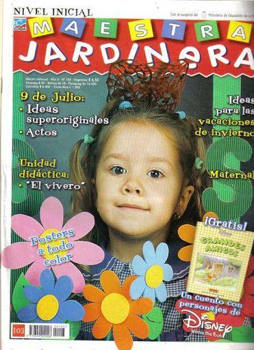 Revista Maestra Jardinera Nº 103 - Srta Lalyta - Álbuns Web Picasa