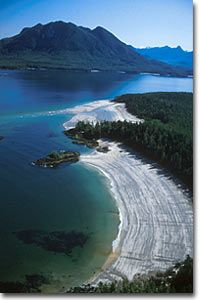 One of the most beautiful places on earth..Clayoquot Sound.  #CDNgetaway.