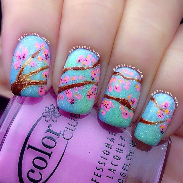 234 best Spring nails!!! images on Pinterest | Cute nails, Pretty ...