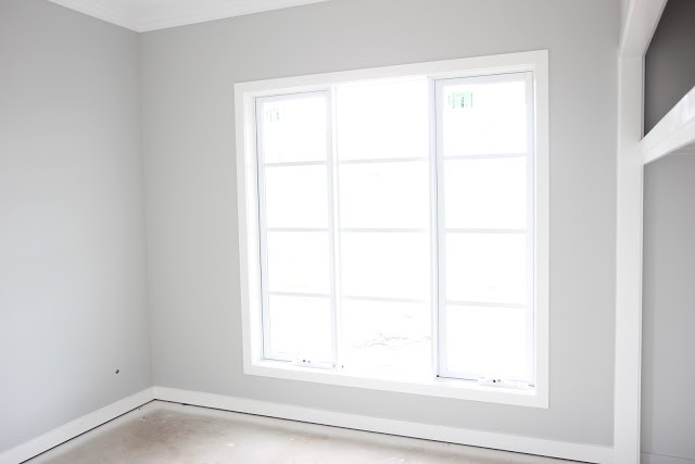 Building Our House of Grey and White: Paint Pics Dulux Tranquil Retreat