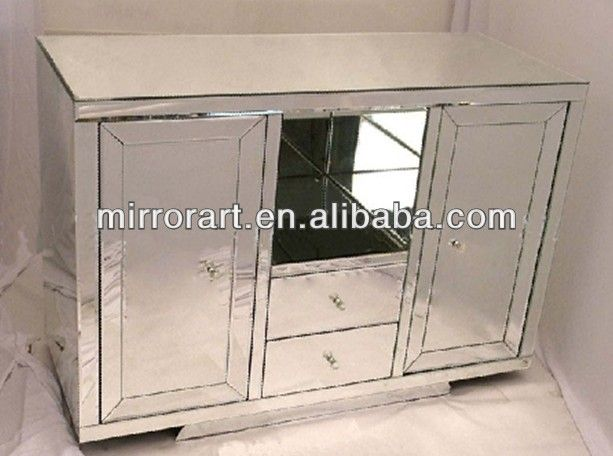 Mr 401208 Modern Glass Mirrored Design Tv Stands Buy