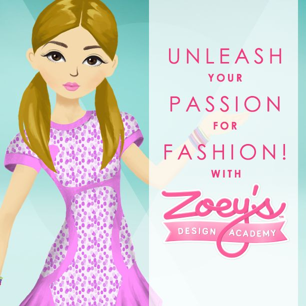 Fashion Game | Unleash Your Passion For Fashion with Zoeys Design Academy #ZDA  #Fashion