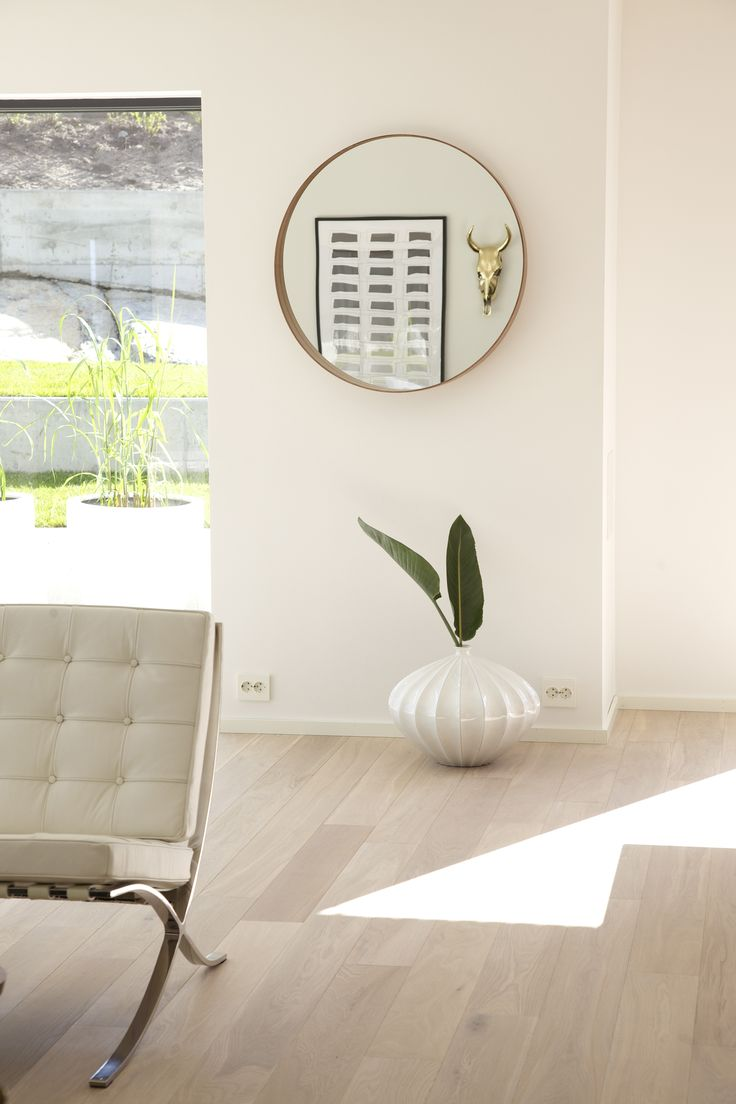#urbanhus#lyst#gulv#parkett#hvit#eik#light#white#oak#floor