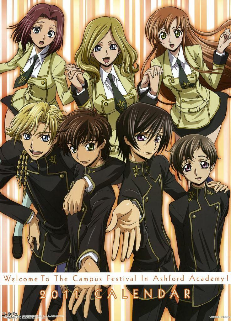 Watch Code Geass Episodes on www.animeuniverse.watch