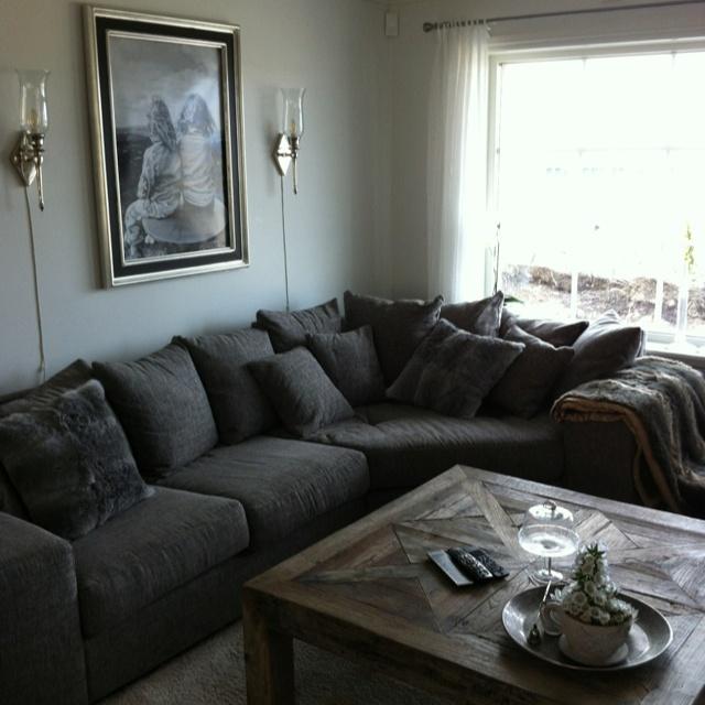 Livingroom, Stue, Interior, Interiør