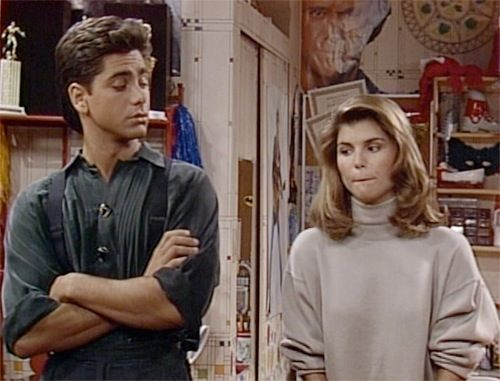 Ranking Uncle Jesses Full House Hairstyles From Oh
