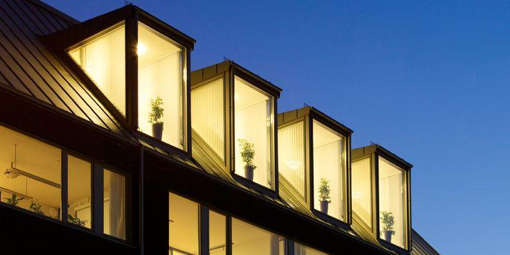Klippan offices in Gothenburg | Semrén & Månsson