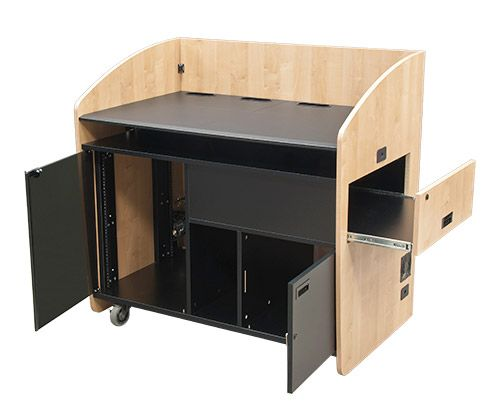 Podium Lift Mechanism : Best images about podiums lecterns on pinterest