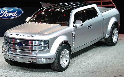 Ford Super Chief Concept | Auto | Pinterest | Chief ...