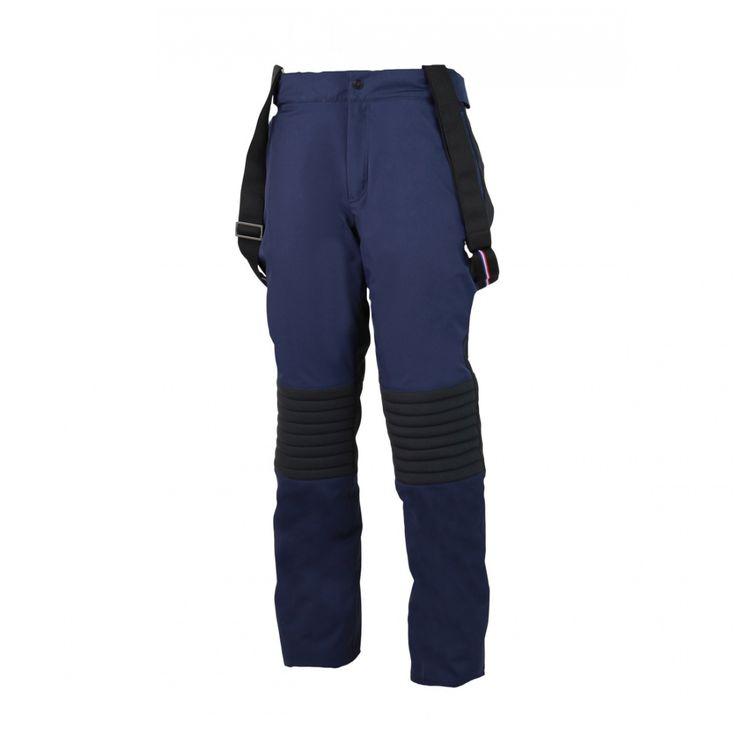 Pantalon de ski La Norma #fusalp #lanorma #pant #marine #man #ski