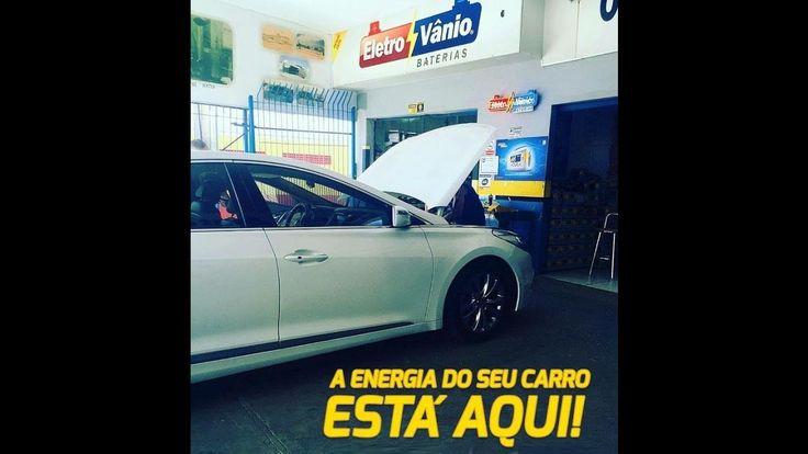 Renove a energia do seu carro aqui na #EletroVânioBaterias. www.vaniobat...