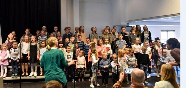 Musikkprosjekt avsluttet med 2 flotte konserter i våren 2015 | MakeMusic Follo