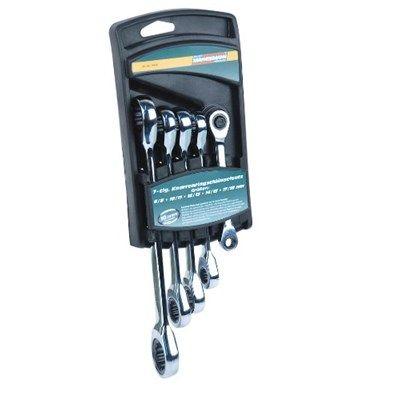 Ganga en Amazon: Conjunto de llaves fijas con carracta Mannesmann M19828 por 24,17€, es decir, un 49% de descuento sobre el precio de venta recomendado