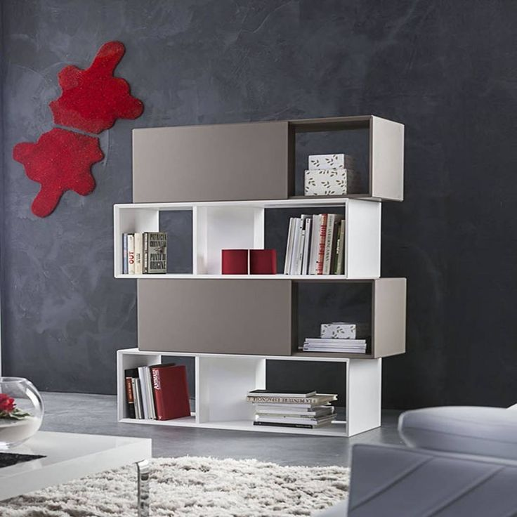 living room wall cabinets built%0A  u    Lego u     room dividing bookcase by La Primavera   Storage by My Italian Living