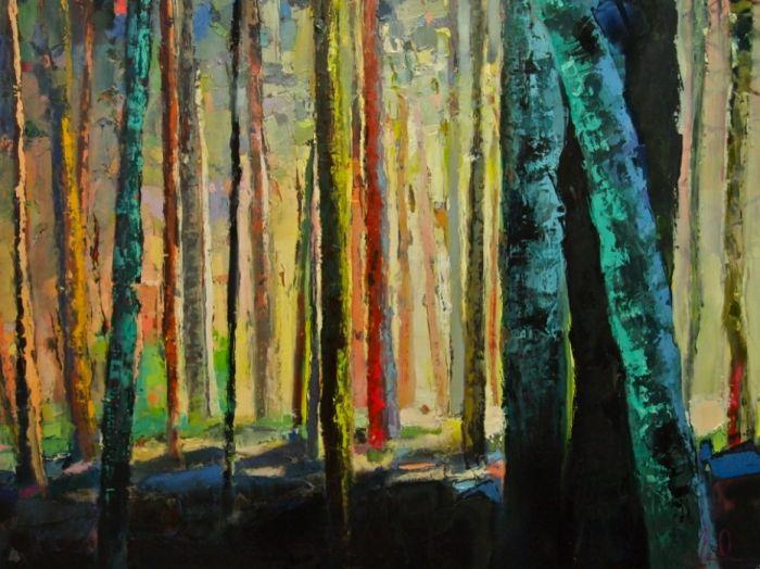 """Forrest II"", by Teil Duncan"
