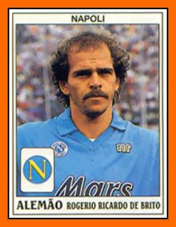 Napoli 1989 Alemao ELNAPLE 1926 Fan Shop T-Shirt for the fan of Napoli