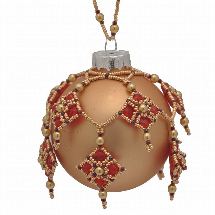 Christmas Cheer Bauble pattern (UK price: 2 pounds)