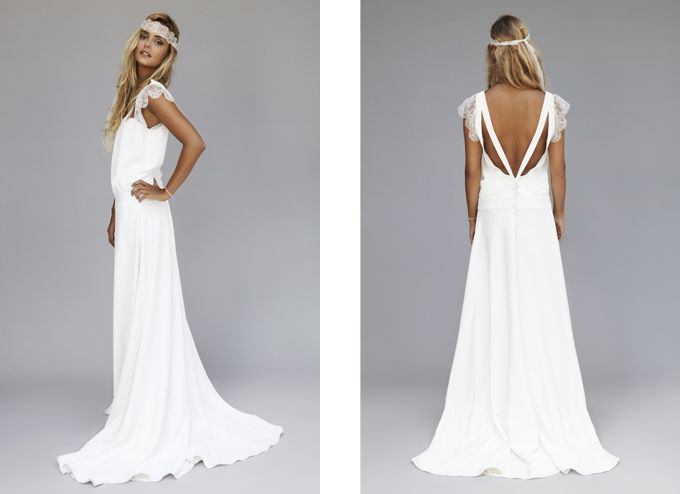 Big crush on : Rime Arodaky wedding dresses ❤ – The Styling Pot  http://www.stylingpot.be/2013/05/big-crush-on-rime-arodaky-wedding-dresses-❤/