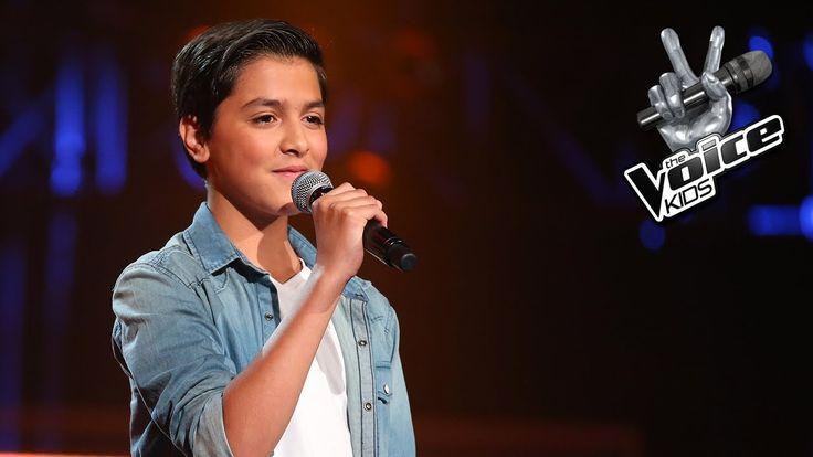 Ayoub - the voice kids 2014