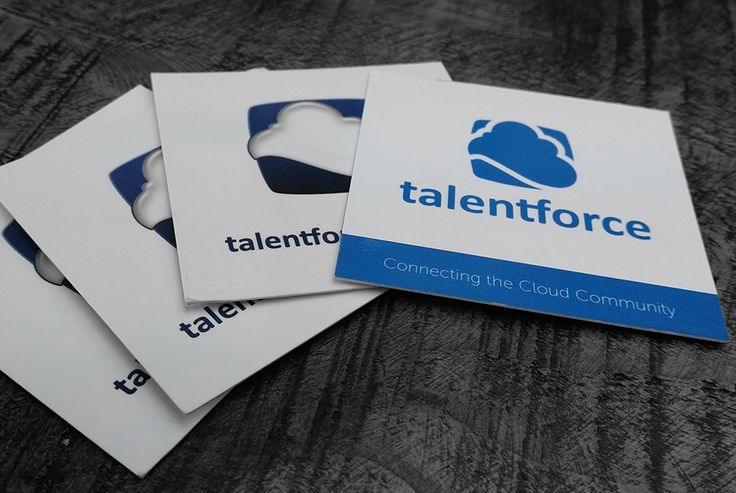 Launching the new look Talentforce brand at Salesforce1 in Melbourne.