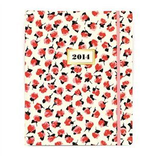 I WANT! 2014 Kate Spade 17 Month Agenda Rose by Kate Spade | 16-18 Month Agendas Gifts | chapters.indigo.ca