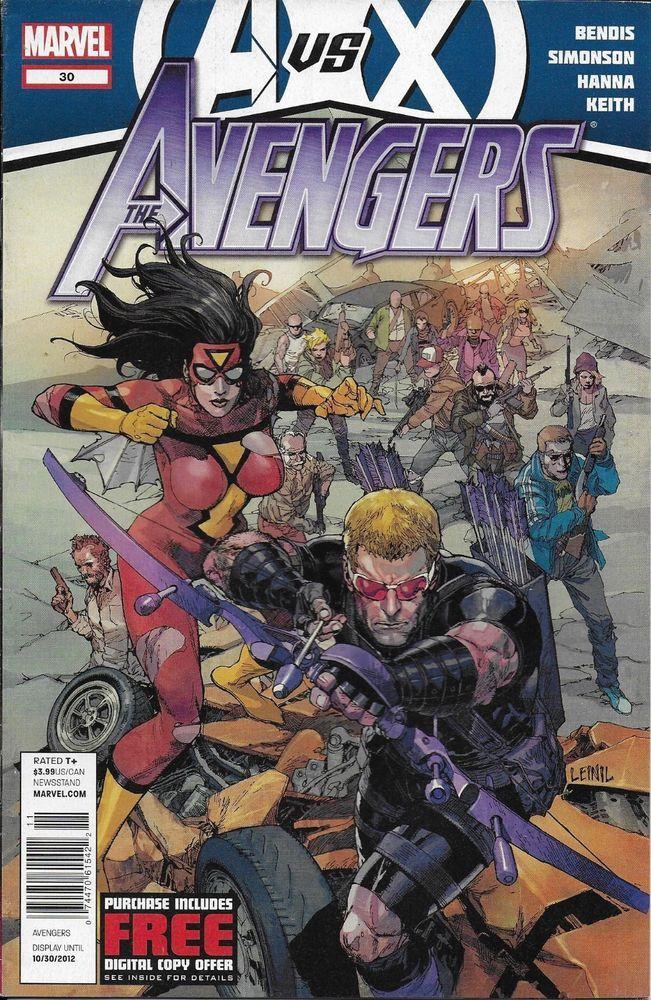 Marvel Avengers comic issue 30