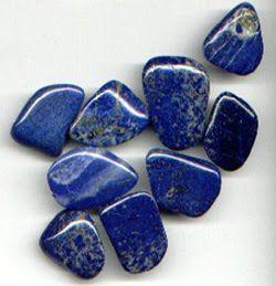ΚΟΣΜΗΜΑΤΑ ΜΕ ΧΑΝΤΡΕΣ: ΗΜΙΠΟΛΥΤΙΜΟΣ ΛΙΘΟΣ - Lapis Lazuli