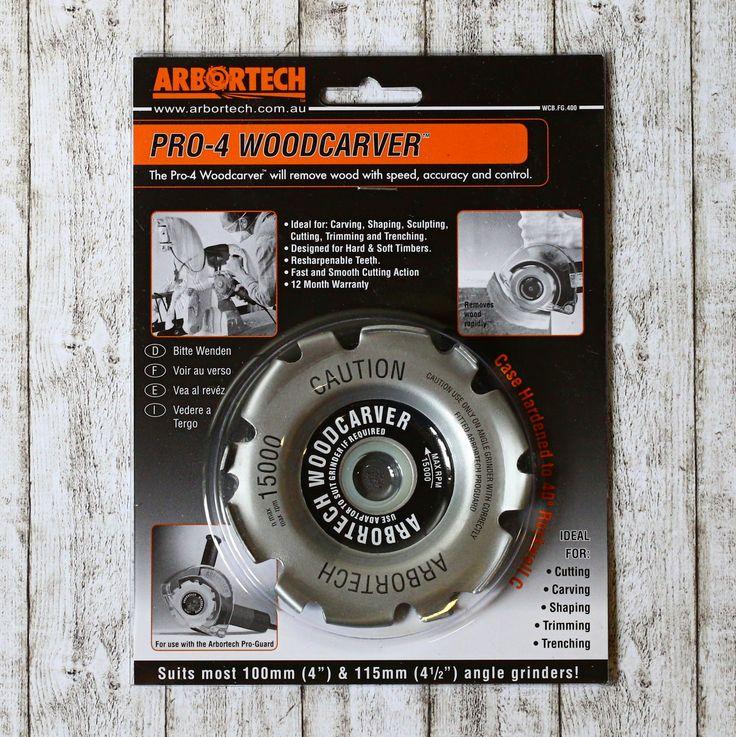 Pro-4 Woodcarver hervorragend für den Einstieg in die Holzbearbeitung mit Schnitzfräsern geeignet. Optimal zum schnitzen von Skulpturen und Objekten.