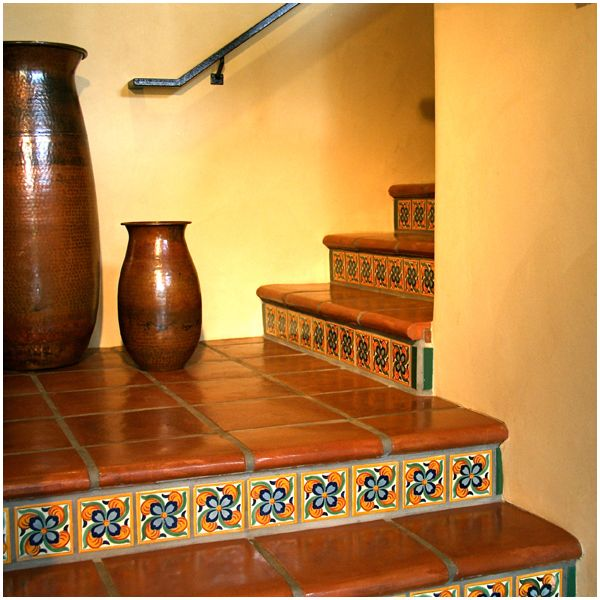 100 ideas to try about tile stairs mosaic stairs for Floor in spanish
