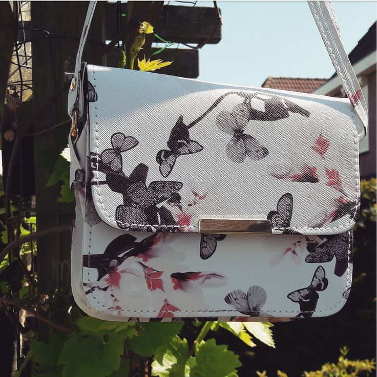 Butterfly bag €19,95 Check our page for #fashion and #jewelry