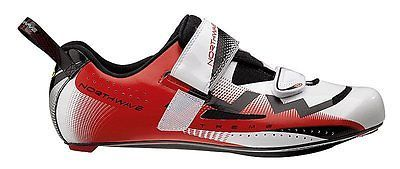 Northwave #extreme triathlon #shoes 40 red - #white,  View more on the LINK: http://www.zeppy.io/product/gb/2/172142717808/