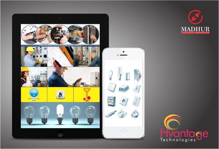 This highly informative #Electrical #contractor's #app enables users to know all the relevant information associated with the electric contractors' firm. With the help of this electrical contractor application users can easily get registered with the firm and also get view of other clients registered with it. This app highlights various current and upcoming projects of the firm which leads users to check the reliability and efficiency of the firm. #SEO #SMO