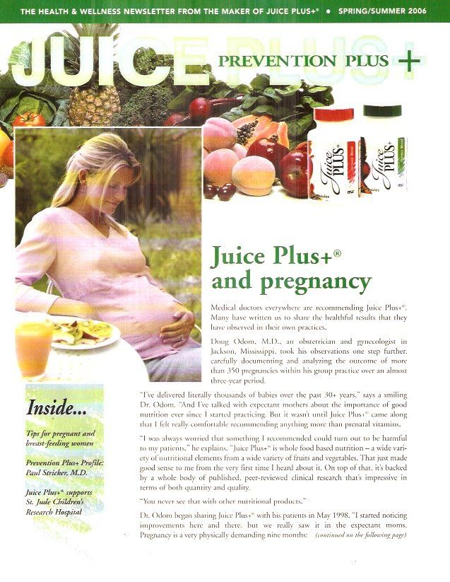 Juice Plus & Pregnancy   https://twitter.com/thefitsporules https://www.facebook.com/the.fitspiration.rules