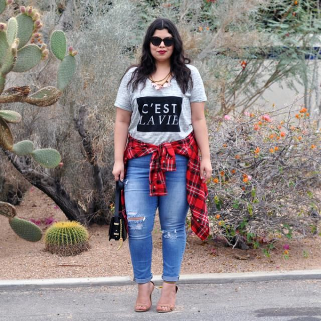 10 Fabulously Fashionable Plus Size Bloggers: Jay Miranda