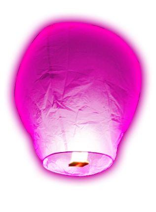 Un aperçu de la magie des lanternes volantes !