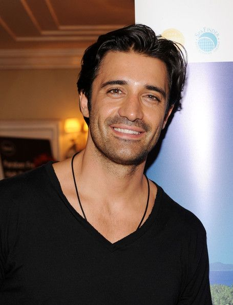 Gilles Marini - he has such a sexy smile...