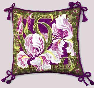 Tina's handicraft : cross stitch embroidery