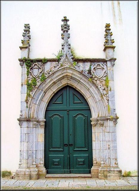 gothic door II