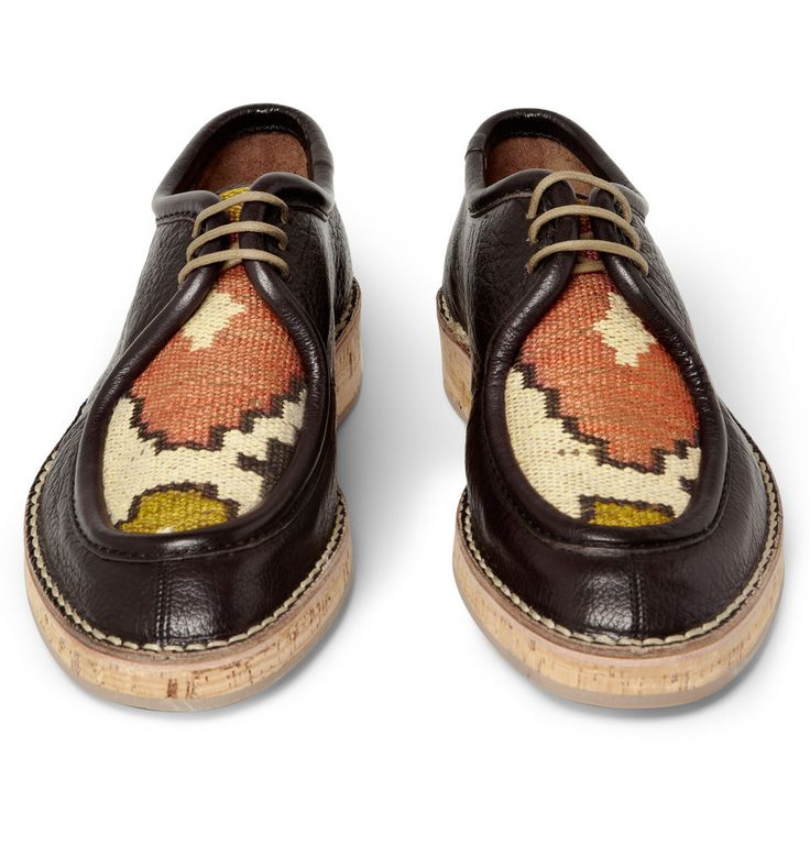 Burberry Prorsum, beautiful shoes Like our FB page https://www.facebook.com/effstyle?ref=hl