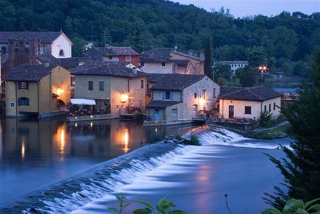 Borgo medievale - Località Borghetto, Valeggio Sul Mincio (Verona)