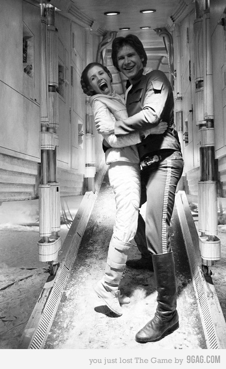 Love this: Harrisonford, Carrie Fisher, Harrison Ford, Stars War, Movie, Hans Solo, Starwars, Empire Strike, Read Princesses