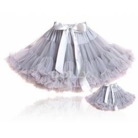 Dolly Skirt : Silver Grey  www.dollyshop.hu