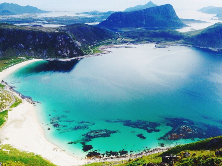 Nothern Norway, Nordland, Lofoten Islands. the most beautiful place to visit.