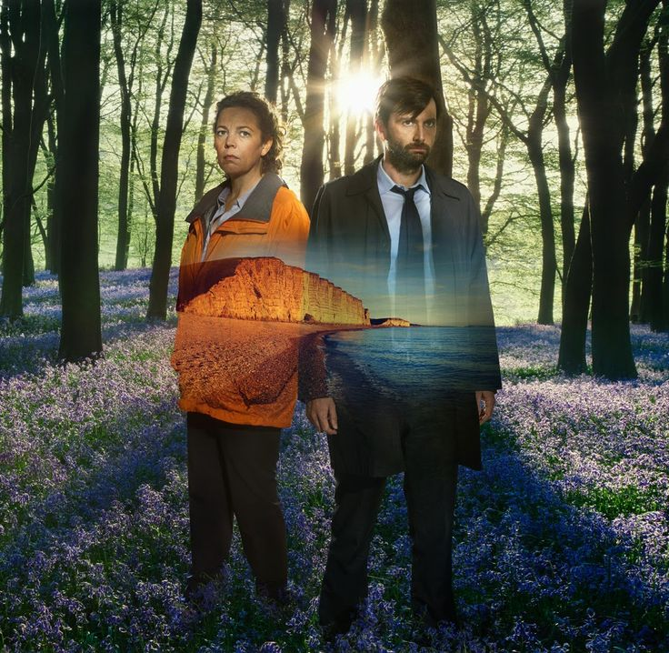 Three new photos of David Tennant from Broadchurch | DavidTennantOnTwitter.com