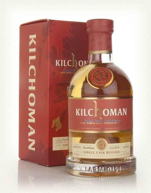 Kilchoman Single Cask Release - Distillery Only