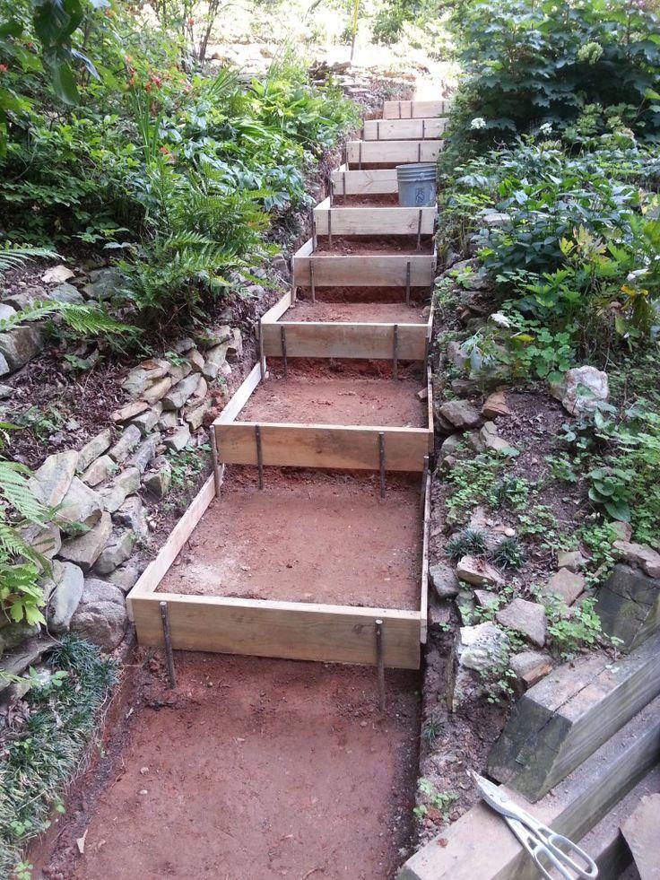 Image result for stone steps