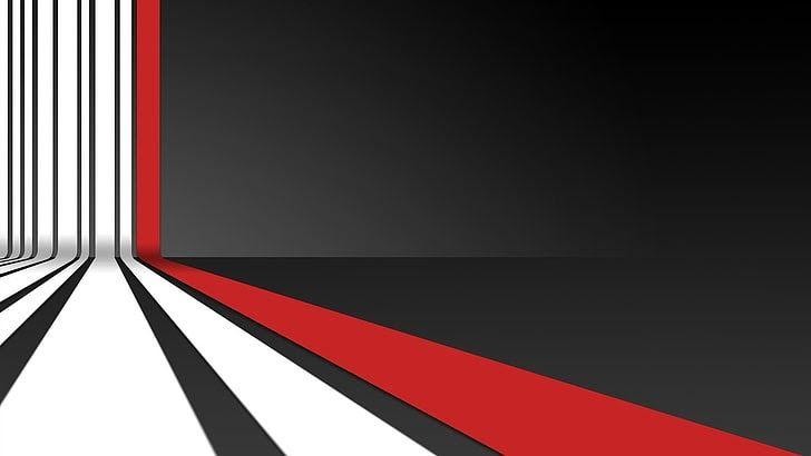 23 White Stripes Android Wallpaper Hd Wallpaper Black White And Red Striped Wallpaper Red Line Wallpapers Top Free Wallpaper Merah Wallpaper Abstrak Abstrak