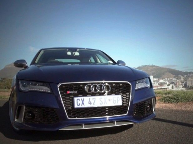 Audi RS7 Video Review – Acceleration, Noise and Power